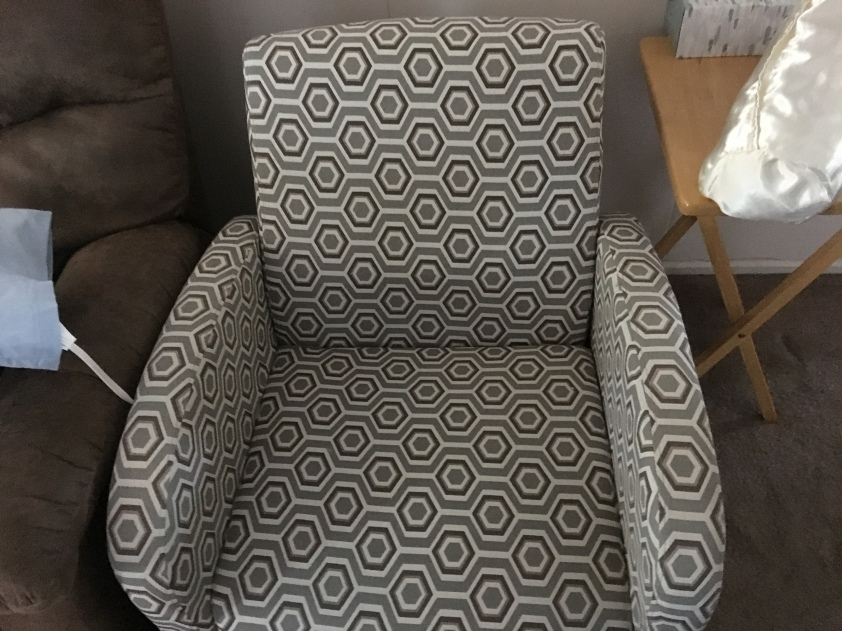 Comfy MetroChairs purchased in 2017