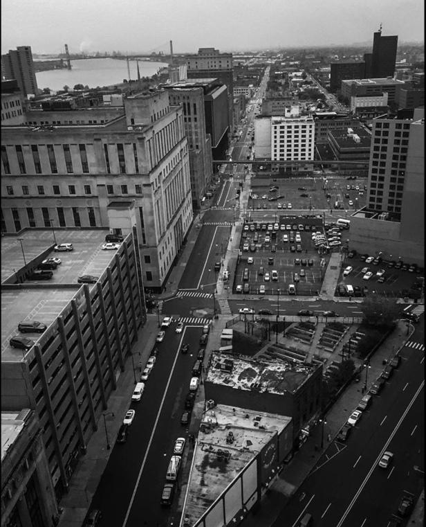 City of Detroit photograph